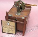 1868 Patent Model of Washing Machine by Levi Whitney of Washington / District of Columbia