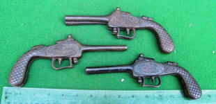 Antique Figural Boot Jacks