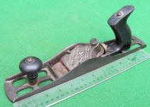 Boston Metallic Plane Co. Jack Plane w/ Marked Cutter