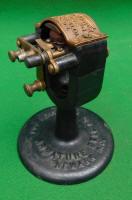 Armature Bell Co. Newark NJ # 1 Battery Fan Motor