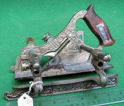Stanley Millers Patent #141 Plow Plane w/ Fillister Bed