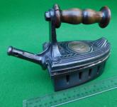 Meeker's Patented-Antiques.com Antique Sad Iron Sales