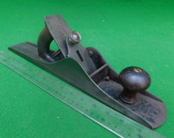 Steer's Patent #306 Fore Plane