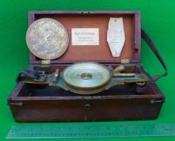W. L. & E. Gurley Survey Compass