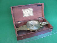 Samuel Thaxter & Sons Survey Compass