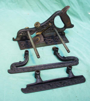 Stanley Millers Patent #41 Plow Plane w/ Fillister Bed