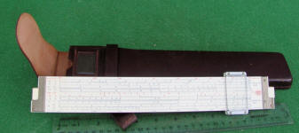 Post Versalog 1460 Slide Rule