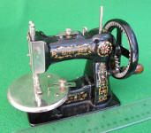 Busy Bee (Stitchwell by National) Toy Sewing Machine in Original Box