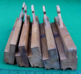 R Carter Troy NY Boxed Wooden Bead Molding Planes