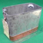 1878 Patent Model Wash Boiler w/ Built in Agitator