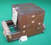 1874 Patent Model of Cloth Sponging Machine
