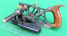 Phillips Patent Plow Plane