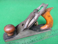 Union Tool Co. # 4 1/4 Smooth Plane w/ Adjustable Front