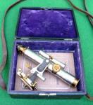 Buff & Buff Saegmuller Type #1 Solar Attachment in Original Box