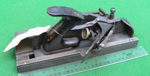 Miniature / Prototype Chute Board Plane
