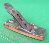 Worrall Patent Transitional Smooth Plane