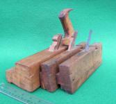 1854 Worrall Patent Multiform Molding Plane
