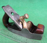 Spiers Ayr Dovetailed Infill Handled Smooth Plane