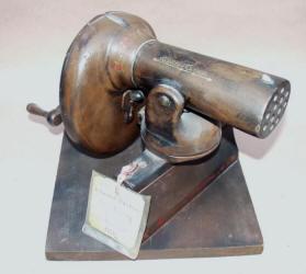 Patent Model Revolving Cannon