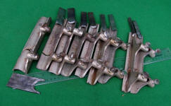 Stanley Hollows & Rounds + Nosing Tool w/ Cutters