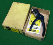 Stanley # 42 Saw Set in Original Box w/ Instructions