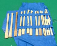 Salesman Sample Tool Handles