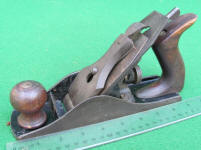 Zenith Shaw's Patent #4 Size Smooth Plane by Sargent