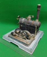 Marklin Toy Steam Engine / Boiler & Electric Dynamo