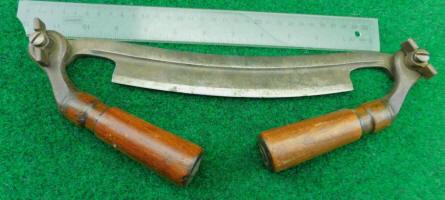 A. J. Wilkinson Boston 8 Folding Handle Draw Knife