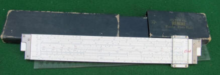 Sun Hemmi #269 Civil Slide Rule