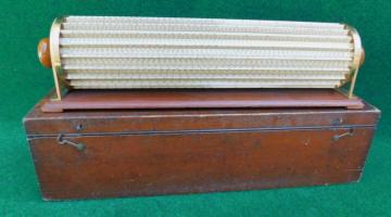 K & E / Keuffel & Esser 4012 Thacher Slide Rule / Calculator