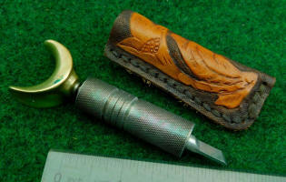 Swivel Leather Cutter / Knife
