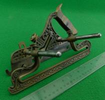 Stanley # 42 Millers Patent Bronze / Gunmetal Plow Plane