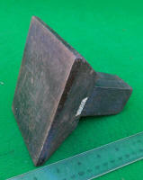 Milton Blacksmith Stake Plate / Swage Block / Anvil Hardy
