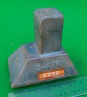 Blacksmith Stake Plate / Swage Block / Anvil Hardy