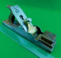 Spiers AYR  Infill Closed Handle Panel Plane