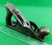 Stanley # 10 1/2 C Corrugated Bottom Carriage Makers Rabbet Plane