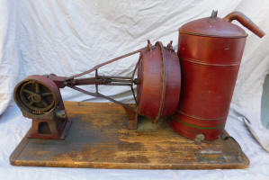 Cyclone Antique Electric Vacuum Cleaner / Bradford PA