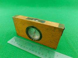M. Attwood Patent Clinometer Inclinometer / Level