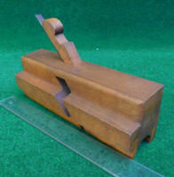 Greenfield Tool Co. Double Boxed Half Round Molding Plane