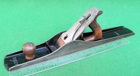 Stanley # 7 C Corrugated Bottom Jointer Plane