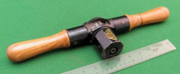 Millers Falls #4 Ratcheting Auger Bit Handle
