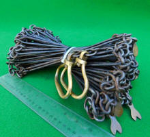 Chesterman / Rabone #558 100' Link Chain