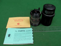 Type 2 Curta Calculator