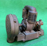Carlisle - Finch 12 Volt Water Powered Bipolar Dynamo