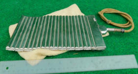 Metal Frame Antique Heating Pad