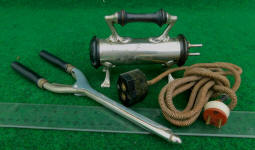 Early Curling Iron Heater