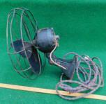 Emerson Two Speed Type 78646 - BC Wall Mount Fan - Military Issue Navy Ship
