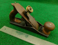 Standard Rule & Level Co Smooth Plane