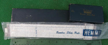 Sun Hemmi # 256 Electronics Slide Rule